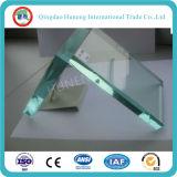 glace claire de construction de flotteur de 3-12mm