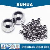 bola de acero inoxidable de la bola de acero 304 de 3.5m m