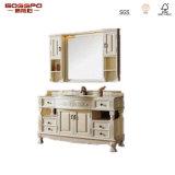 Governo di legno impermeabile antico di vanità della stanza da bagno teck/del palissandro (GSP14-004)