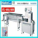 A máquina de embalagem maioria automática dos produtos da venda quente de Htl-480A/480b 2016 com Abaixo-Fornece o sistema
