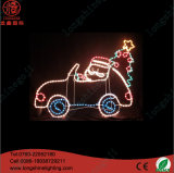 LED Décoration Light / Christmas Light / LED Motif Light / Father Christmas Light