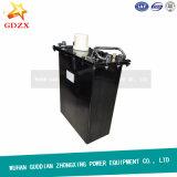 Alta tensione del cavo elettrico che sostiene il generatore stabilito di tensione di VLF della prova