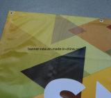 высокое знамя PVC винила напольный рекламировать разрешения 13oz (SS-VB101)
