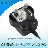 Adaptador de CA Kptec 5V 1A con el certificado BS Ce