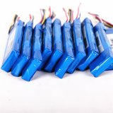 Bateria recarregável do Li-íon de 3.7V 1800mAh