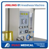 Macchina semplice di anestesia della macchina ICU di anestesia di emergenza medica