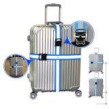 旅行ポリエステルベルトのスーツケースのための反射荷物ベルト