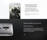 "Oro elegante del teléfono de la huella digital trasera dual de la cámara NFC de FHD 1920X1080 6g+128g 20.0MP +12MP Leica de la CPU 5.9 de la base de Octa del androide 7.0 del compañero 9 4G FDD Lte de Huawei """