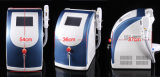 El laser portable/opta la belleza Mslhr01L del salón de la máquina del retiro del pelo de Shr