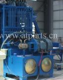 Máquina comprimida manual do bloco da terra do EPS da madeira concreta da espuma