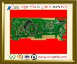 El ordenador de múltiples capas del consejo principal de la tarjeta de circuitos impresos del PWB parte la tarjeta del PWB de BGA de componentes electrónicos