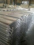 plancia d'acciaio galvanizzata larga di 480mm per l'armatura del blocco per grafici
