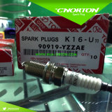 Toyota K16-U11를 위한 새로운 차 부속 점화 시스템 점화 플러그 90919-Yzzae