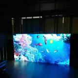 Módulo interno da visualização óptica de cor cheia 384mm*192mm do RGB P6