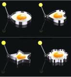 반지를 튀기는 Eco-Friendly 붙지 않는 스테인리스 계란