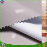 Tela tejida apagón ignífugo impermeable de la cortina del poliester de la materia textil de 2017 hogares