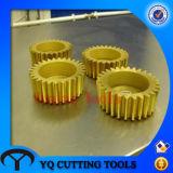 Тип резец шара HSS нарезание зубчатых колес на зубодолбежном станке с прямыми зубами