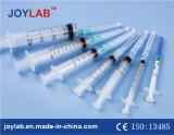 Устранимый шприц для одиночной пользы 1ml-100ml с иглой