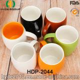 Tazza di ceramica di figura all'ingrosso del barilotto 14oz con la maniglia (HDP-2044)