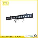 IP67 Waterproof a iluminação da arruela da parede do diodo emissor de luz 18PCS*15W
