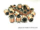 Commutatore superiore del motore di CC per il motore elettrico ID2.5mm Od6.05mm 5p L11mm