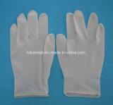 Los guantes de látex laboratorio dental con el certificado del CE