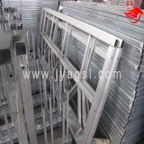 Zlp 630 recambios suspendidos accionados acero de la plataforma para la construcción
