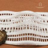 女の子のパーティー向きのドレスの女の子党Dressaccessoriesの梯子のレースの刺繍ポリエステルレースのためのアクセサリの梯子のレースの刺繍の綿のレース