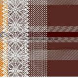 Dekoration Pigment&Disperse der Spitze-100%Polyester druckte Gewebe für Bettwäsche-Set