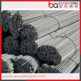 Barre en acier déformée pour le bâtiment et la construction