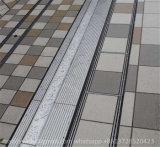 Couverture en acier discordante de drain d'étage de lieu public d'acier inoxydable/drain