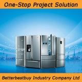 Solução de uma paragem do projeto do refrigerador com distribuidor da água