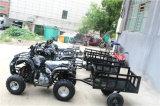 Exploração agrícola grande ATV da capacidade de carga do armazenamento 400kg