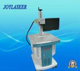 Máquina de grabado de la marca del laser de la fibra del metal y del no metal