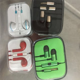 3.5mm iPhone Andirod를 위한 다채로운 Earbud 부속 이동 전화 이어폰