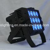 無線LEDの同価64のライトによって使用されるナイトクラブ