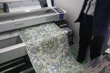 """90GSM 44 """" Non-Enroulent le papier de transfert à séchage rapide de sublimation sur des tissus pour les imprimantes à jet d'encre Epson/Mimaki/Roland"""
