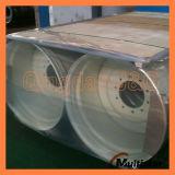 Rotella d'acciaio della mietitrice della rotella dello spalmatore della rotella dell'azienda agricola del cerchione 26.5 pollici