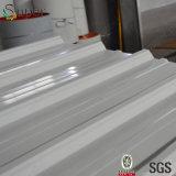 Hoja de aluminio acanalada cubierta primero del material para techos
