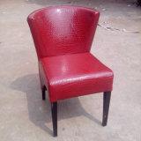 PUの革ホテルのロビーの家具の椅子(JY-F17)