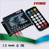Jyins 12V/24V 5A/10A/15A/20A automatischer PWM Solarladung-Controller