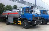El carro del dispensador del combustible de Dongfeng 4X2 12000 litros reaprovisiona el carro del tanque de combustible