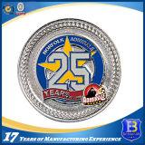 昇進か記念品(Ele-C004)のために満ちているエナメルが付いている金属の硬貨