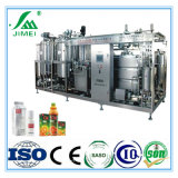 La leche mini/de la pequeña escala, yogur, jugo combinó la cadena de producción máquina