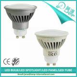 회색 7W GU10 SMD LED 스포트라이트