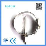 Teoría y termocople industrial K del sensor de temperatura del Egt del uso
