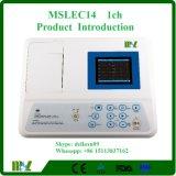 6 máquina da canaleta ECG com Qualtiy elevado Mslec14A