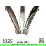 工場直売亜鉛合金の家具のハードウェアの食器棚の引きのハンドルかワードローブの引きのハンドル(Z 033)