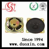 66mm 4ohms/8ohm 0.5W de Spreker van de Kegel van het Document voor het Stuk speelgoed van de Klok van de Oortelefoon