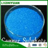 Kupfernes Kristallsulfat des Landwirtschafts-Grad-Cu-25%